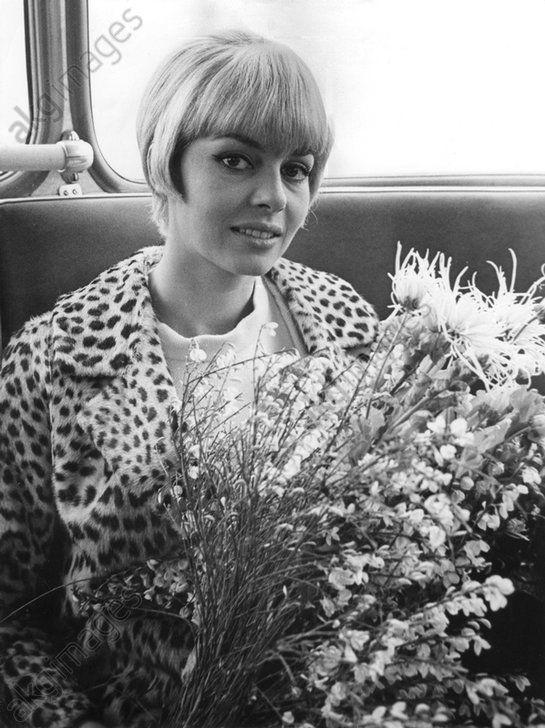 Michele Mercier 1966