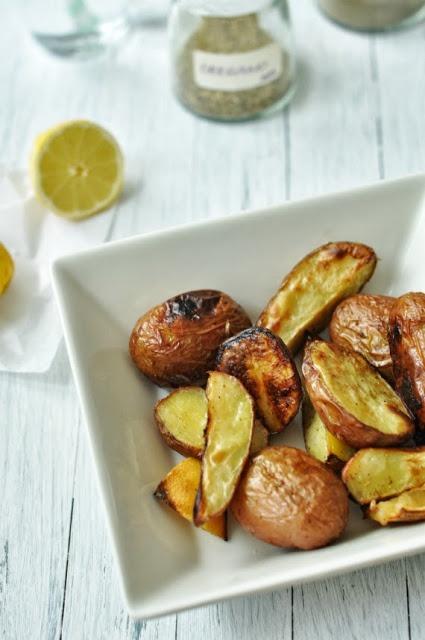 Citromos-oregánós újkrumpli   Csak a Puffin ad Neked erőt