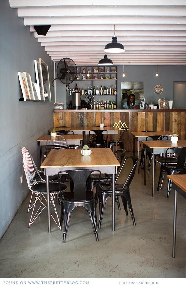 Modern & rustic shop interior- The Good Luck Club   Photography: Lauren Kim Photography
