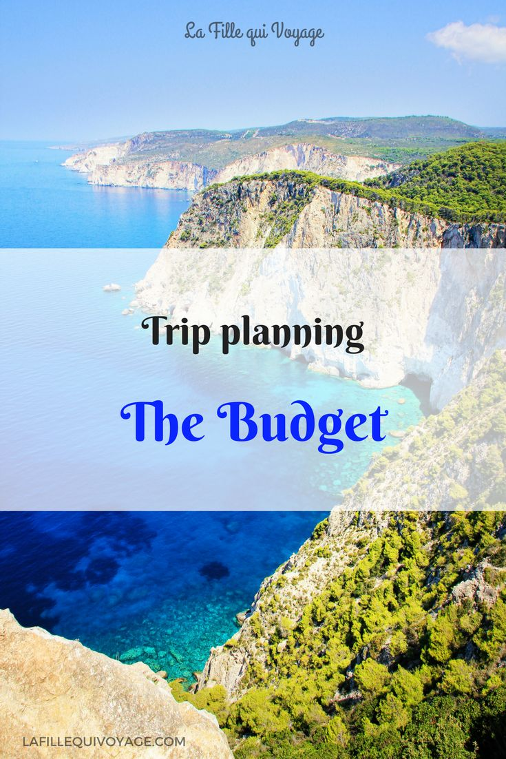 Everything you need to know to calculate the budget for a trip.