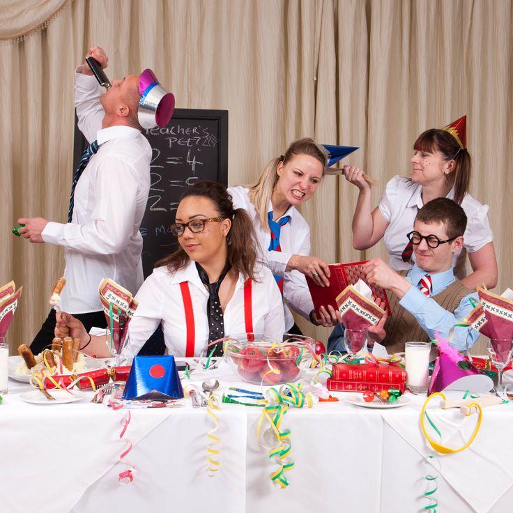 Christmas Skool Parties, Toorak Hotel, TLH Leisure Resort, Torquay www.tlh.co.uk