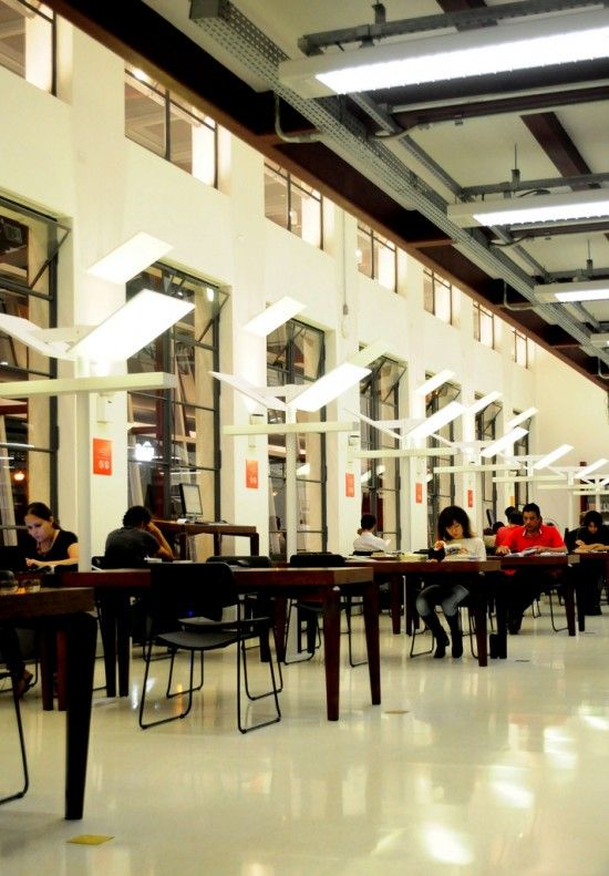 Arquitetura de bibliotecas brasileiras | Bibliotecários Sem Fronteiras - Biblioteconomia Pop