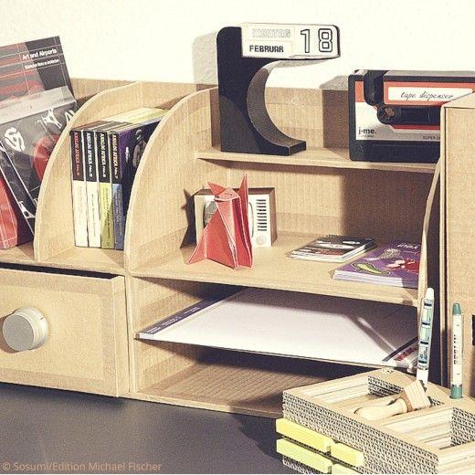 die besten 17 ideen zu basteln mit karton auf pinterest aktivit ten kartonschachteln und. Black Bedroom Furniture Sets. Home Design Ideas