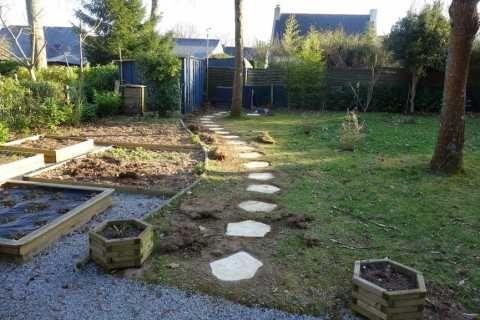 28 best jardin design images on Pinterest Landscaping - comment installer la terre dans une maison