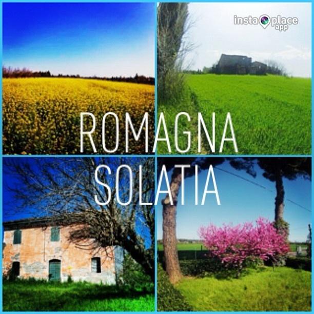 L'entroterra di Cattolica , Riviera Adriatica di Romagna. Central Italy - @hotelbelmarcattolica- #webstagram