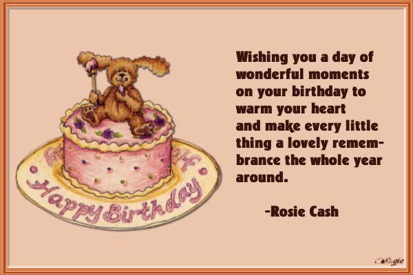 Happy Birthday Wishes Quotes http://www.happybirthdaywishesonline.com/