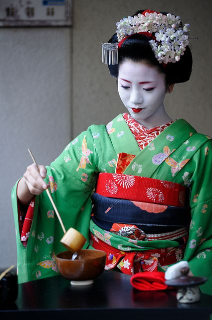 Tea Ceremony | by Tamayura via flickr