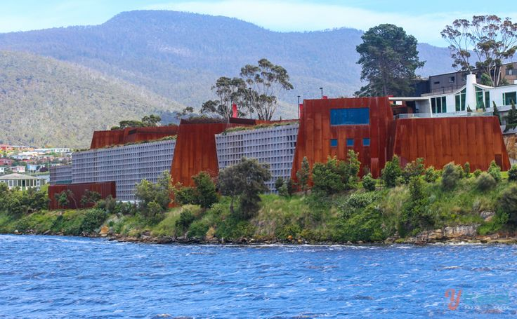 People come from all over the world to visit the MONA museum in Hobart, Tasmania. Come see why.