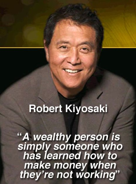 Robert Kiyosaki - NY Times Best selling author Rich Dad Poor Dad