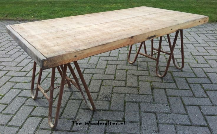 Salontafel Steenschot   The Woodcrafters Shop   The Woodcrafter