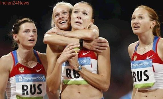 Six track athletes handed doping bans after Olympic retests