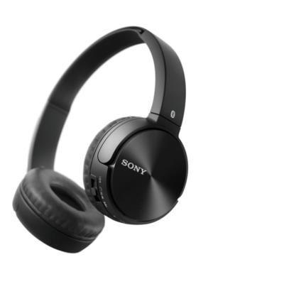 SONY MDR-ZX330BT FONE DE OUVIDO BLUETOOTH  /  NFC - PRETO