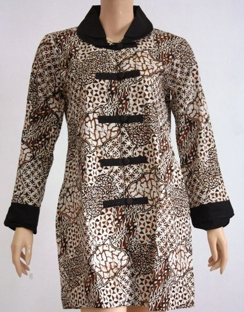 cf3ffb9837ad14ad0e76cbdccf6d96fe muli kemeja 34 best model baju images on pinterest blouse, kebaya and floral,Model Baju Wanita 34