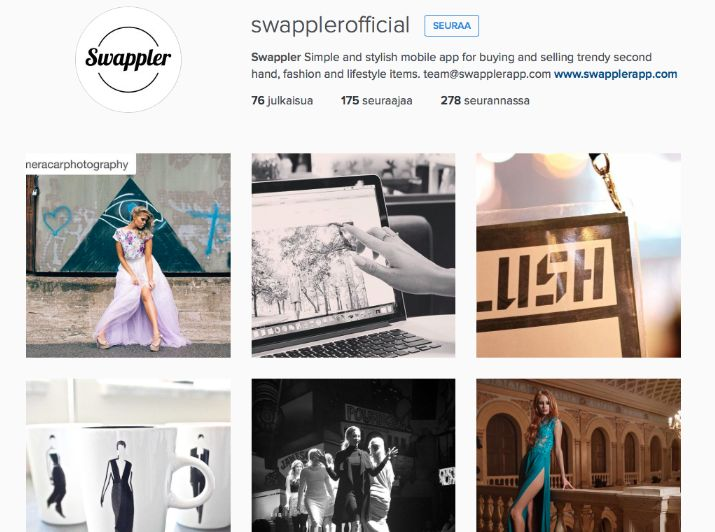 TYÖKOKEMUS: Instagram on itselleni Facebookin ohella vahvin osa-alue markkinoinnin työkaluista. Olen päivittänyt kahden eri yrityksen tilejä. Tilien kuvat ovat joko itseni ottamia tai olen järjestänyt kuvaukset ja ohjeistanut, minkälaisia kuvia haluan markkinointiin. Instagramin ja Facebookin lisäksi  osaan käyttää useita muita some-kanavia, kuten Twitteriä.