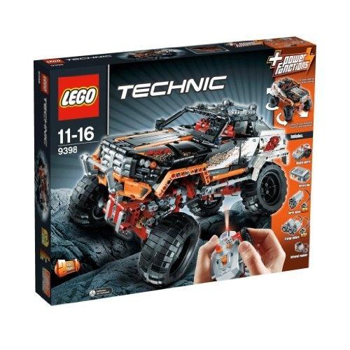14 mejores imgenes sobre lego technic en pinterest legos 4wd 9398 httpamazon voltagebd Gallery