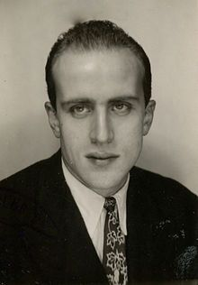 Boris Vian (10 mars 1920, Ville-d'Avray, France - 23 juin 1959, Paris, France)