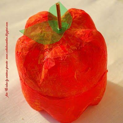 ORK'IDEA ATELIER: LA PLASTICA: IDEE DI RICICLO CREATIVO PER BAMBINI (Ricordi dal blog)