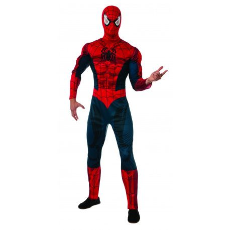 Disfraz de Spiderman Musculoso #Costume #Marvel