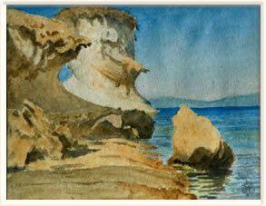 Passions: Aquarelles Henry de Monfreid - Mer Rouge