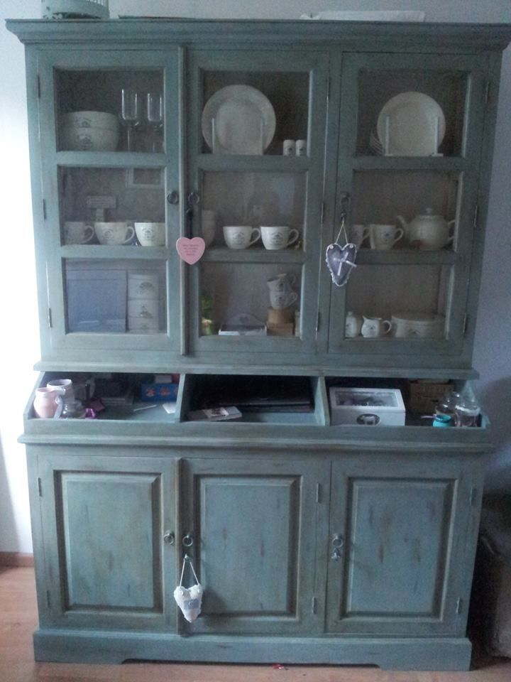 Beroemd 77 best Annie Sloan Chalk Paint Dark Wax voorbeelden images on  CR37