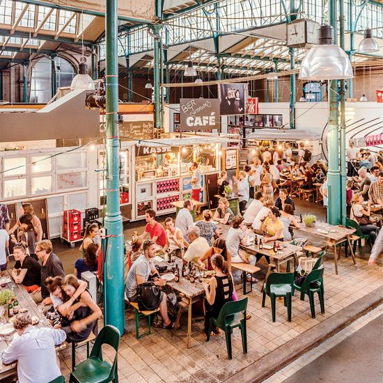MARKTHALLE 9, Xberg – Street Food Thursday 17-22h – Sunday Breakfast Market from 10am Eisenbahnstraße 42, 10997 Berlin