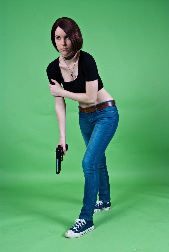 Jill Valentine Alternate Costumes In 2020 Jill Valentine