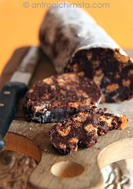 Salame di Cioccolato - Chocolate Salami