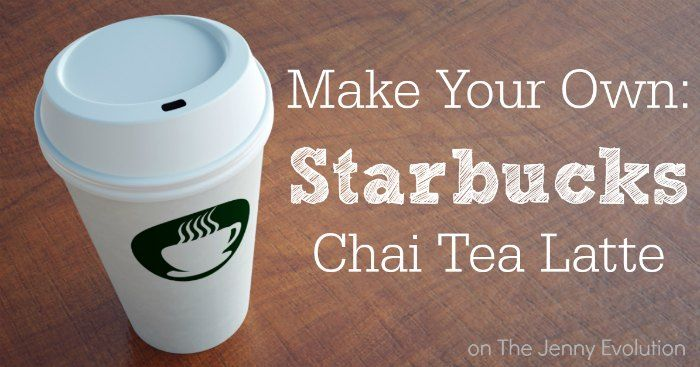 Make your own from scratch with this Starbucks Chai Tea Latte Recipe in the comforts of your own kitchen! And at a fraction of the cost.