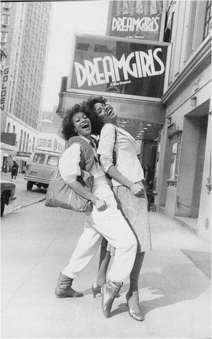 Debbie Allen & Phylicia Rashad- Two of the most fabulous Black women