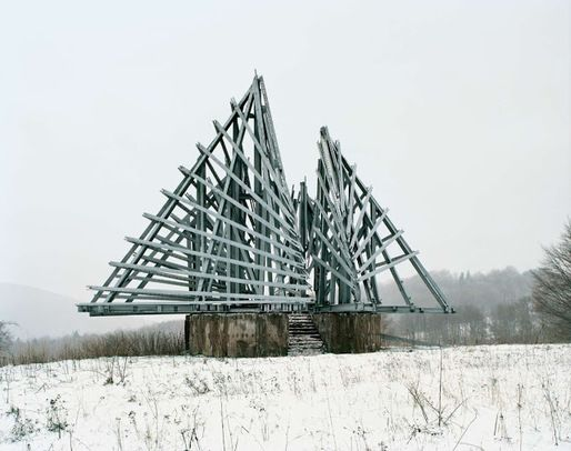 Abandoned Monuments of the Socialist Republic | News | Archinect
