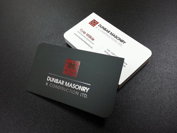 7 best spot uv business cards images on pinterest spot uv business 16pt silk laminated business card wspot uv finoprint colourmoves