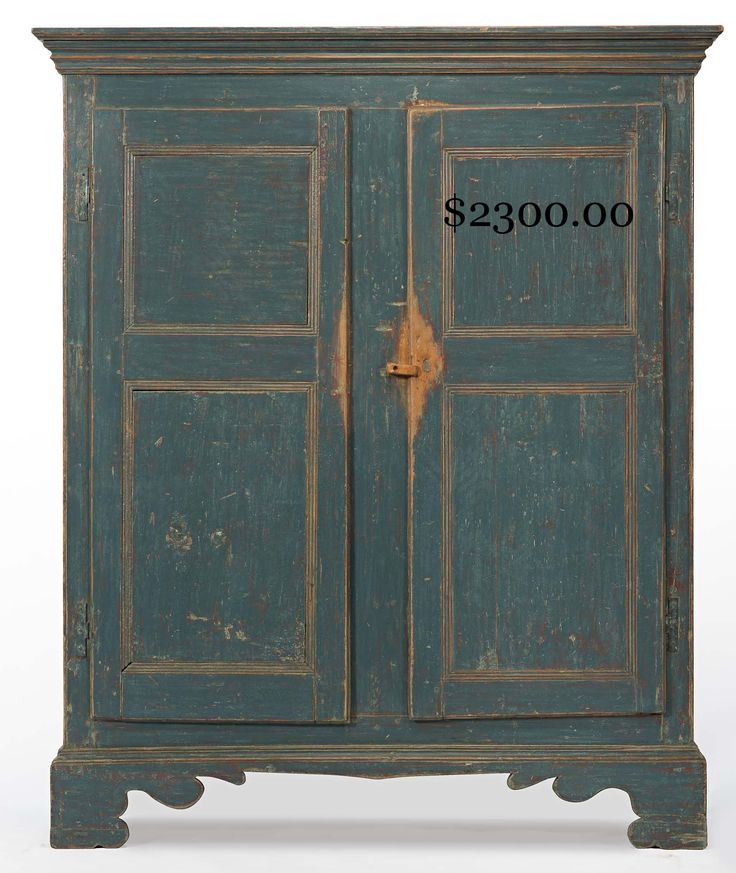 18th_Century_Blue_Cupboard.jpg (1685×2000) - 465 Best Primitive Cupboards Images On Pinterest Cupboards