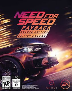 The social news: NEED FOR SPEED PAYBACK
