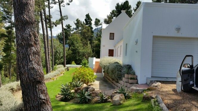 Our accommodation  frenchhoek