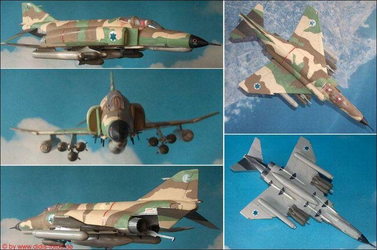 "MDD F-4E ""Phantom II"" (Airfix 2013)"