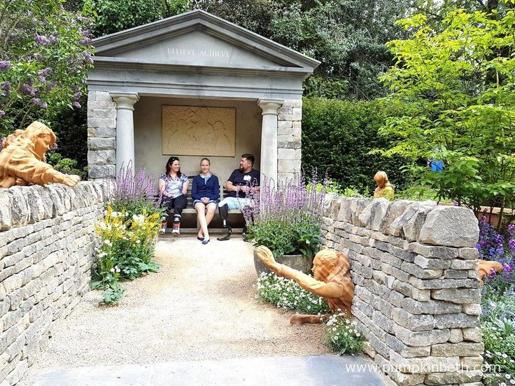 The Meningitis Now Futures Garden was voted the Best Artisan Garden, in the People's Choice Awards, at the RHS Chelsea Flower Show 2016.