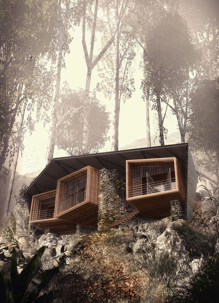 Indonesia- Foster Lomas hotel design.