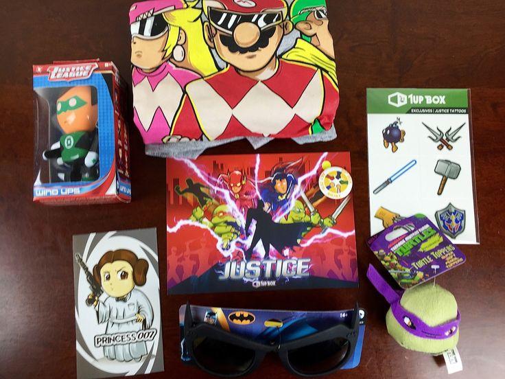 July 2015 1Up Box Gamer Subscription Box Review + Coupon - http://hellosubscription.com/2015/07/july-2015-1up-box-gamer-subscription-box-review-coupon/