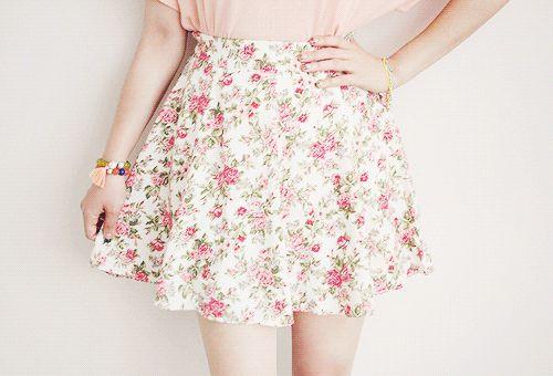 *_* lindas mini faldas vintage