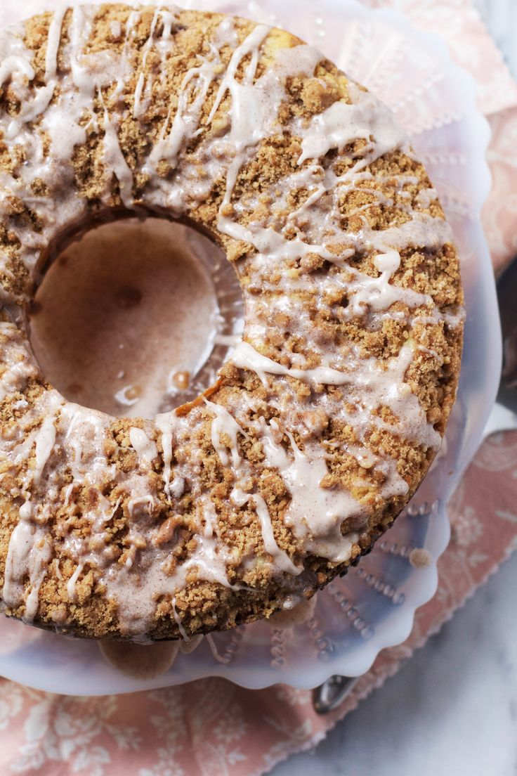 Sour cream coffee cake the frugal chef - 680 Best Crumb And Coffee Cakes Images On Pinterest Crumb Cakes Dessert Recipes And Desserts