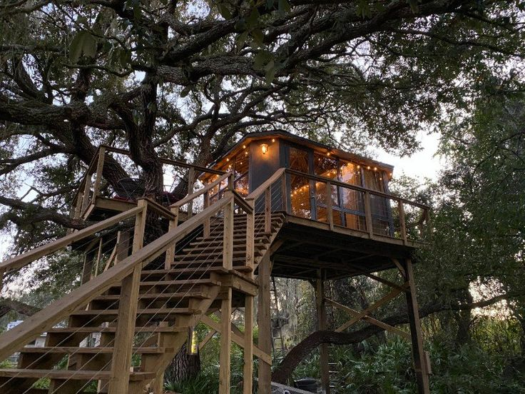 14 treehouse rentals in florida that will make you feel