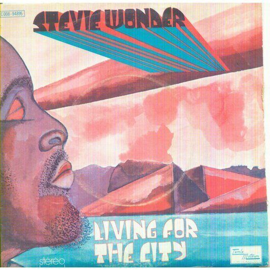 Stevie Wonder ended the calendar year of 1973 as he'd begun it: on top of the US R&B singles chart, this time with 'Living For The City.'