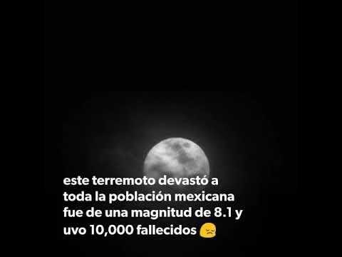 YouTube sanday san by: un canal para todo(Abigail Navarro) terremoto de 1985  #fuerza México