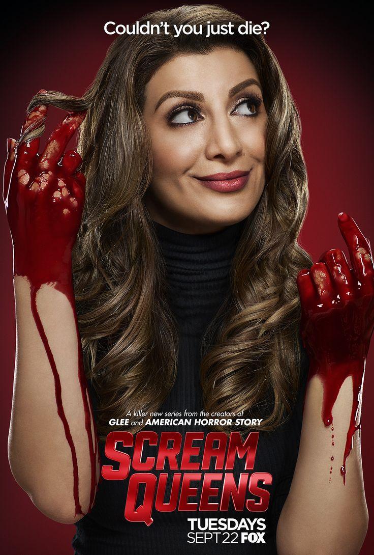 Nasim Pedrad | Gigi  Scream Queens premieres Tuesday, Sept. 22 on FOX!  Check out the latest buzz on http://www.fox.com/scream-queens