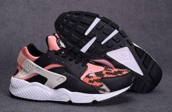 hot sale online f1251 c01b2 Buy Nike Air Huarache PA Knit Black Hot Lava Flyknit 705008 006