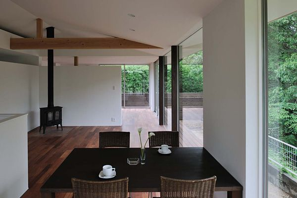 森に暮らす家 | 平屋|薪ストーブ|注文住宅・自由設計・建築家|アーキッシュギャラリー(東京・名古屋・大阪)