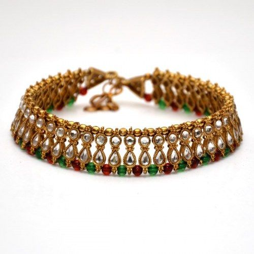 how to make beautiful anklets at home