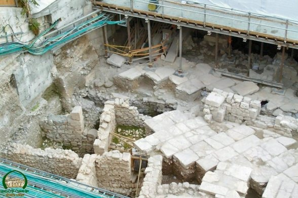 June, 2012 - Israel Demolishes Historic Islamic Sites In Jerusalem – Photos by IMEMC, Al-Aqsa Foundation and Paltoday.ps
