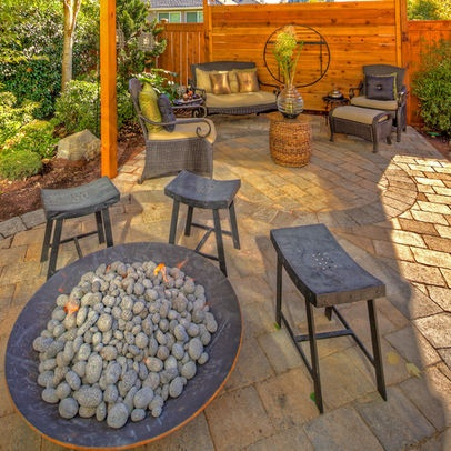 1000 Images About Fire Pit On Pinterest Metal Buckets Rocket
