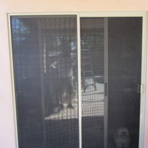 Mesh Screen For Balcony Door